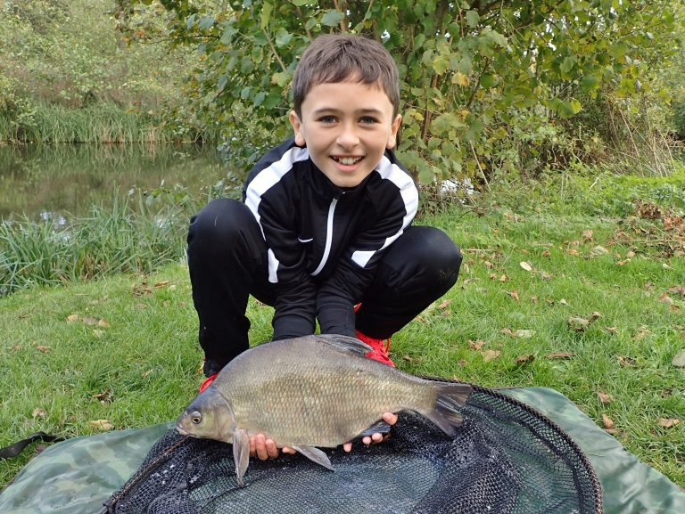 Bream for Tyler