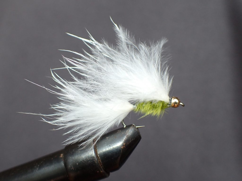 Cat's Whisker trout fly